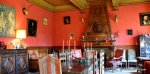 Chateau dining room Canal du Midi