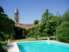 Presbytery for sale in Gascony