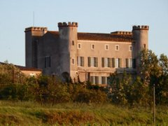 Knights Templar chateau for sale
