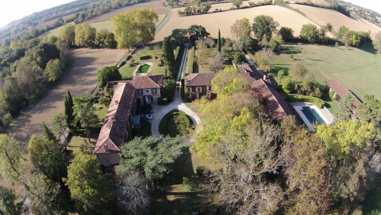 Gascony chateau for sale